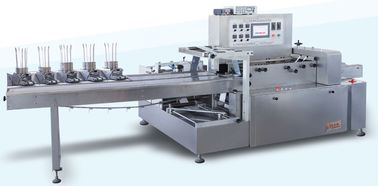China RX-150A Horizontal Four-Side Sealing Packing Machine for bag packing factory