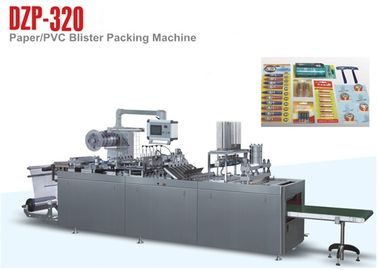 China Shaver Paper Plastic Tablet Blister Packing Machine / Blistering Machine factory