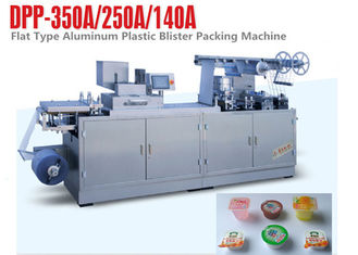 China Fully Automatic Liquid Food Packaging Machine Blister Line For Butter Or Honey Or Jam supplier