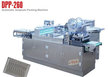 China Fully Automatic Pharmaceutical Ampoule Packing Machine for 2ml 5ml 10ml Ampoules factory
