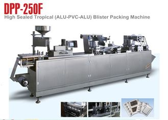 China PVC AL or AL AL or AL PVC AL Tropical Blister Packing Machine DPP-250F factory