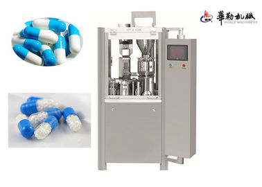 China Automatic Capsule Filler Pharmaceutical Filling Equipment CE Certification factory