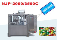 Pharmaceutical Large Filling Equipment Fully Automatic Capsule Filling Machine supplier