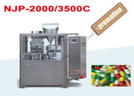 China Pharmaceutical Filling Equipment Large Capsule Filling Machine 210000 Capsules / H factory