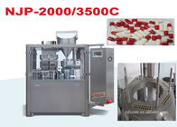 China Pharmaceutical Larger Productivity Hard Gelatin Capsule Filling Machine factory
