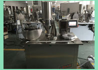 China Pharmaceutical Capsule Filling Equipment Manual Micro encapsulation Machine For Small Business factory