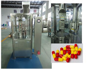 China Powder Pills Encapsulated Capsule Filling Equipment Fully Automatic factory