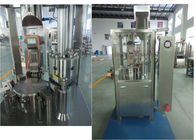 China 380V 0 Szie PLC Controlled Automatic Capsule Filling Machine Made in China factory