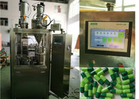 China High Speed Automatic Capsule Filling Machine With Siemens PLC CE Approved factory