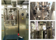 China NJP-400C Automatic Capsule Filling Machine With Capacity 24,000 Capsules Per Hour factory