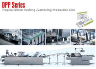 China AL PVC AL Pharma Blister Packaging Machine Carton Production Line High Automation factory