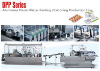 China Pharmaceutical Packaging Line Alu Plastic Blister Carton Packaging Production Line factory