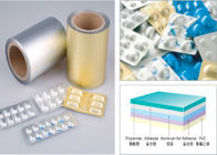Pharmaceutical Packaging Material Cold Aluminium Foil For Generic Medicine Packaging supplier