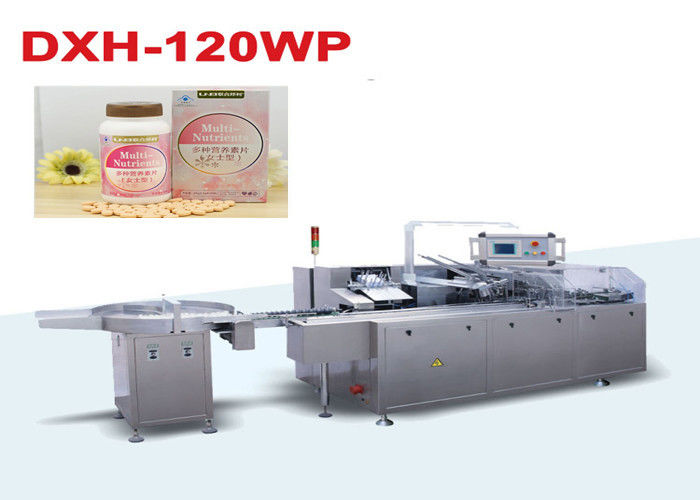 Stable Performance Automatic Cartoner Machine For Health Care Product Pack supplier