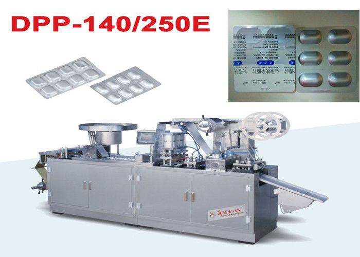 GMP Standard Manual Blister Pack Machines Automatic Flat Type supplier