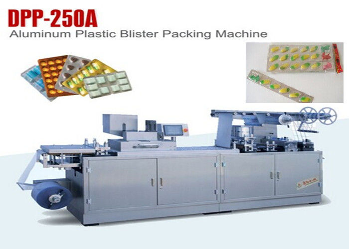 Food Packaging Machine Candy  Blister Packing Machine Automatic  Blister Pack Sealer supplier