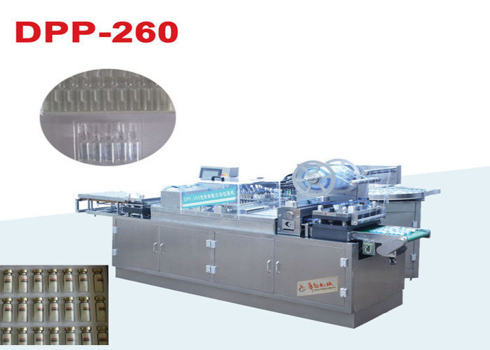 Auto Plastic Tray Making Machine Thermoforming And Feeding For Vial Or Ampoule supplier