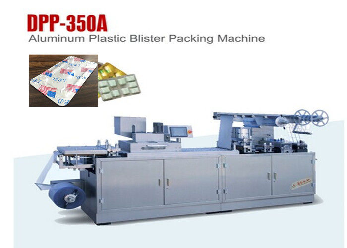 Al PVC Blister Forming Machine Capsule Packing Machine with CE Approval supplier