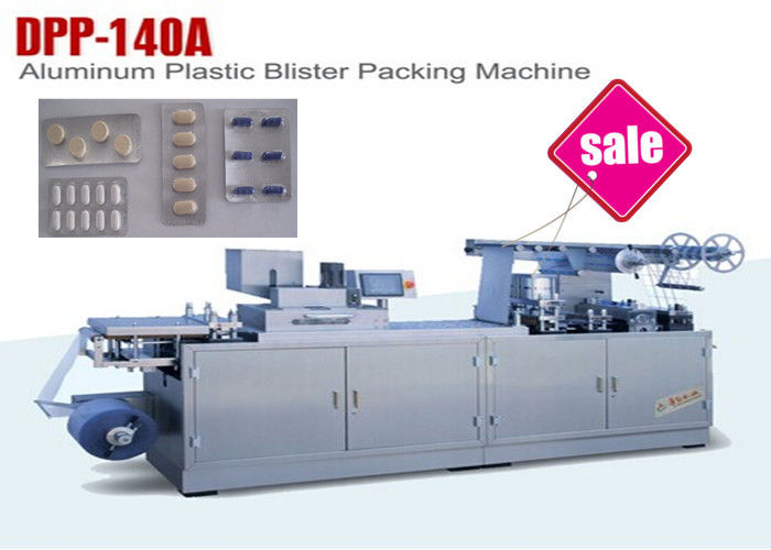 Durable Blister Packaging Machine Pharmaceutical Industry In Small Batches Products supplier