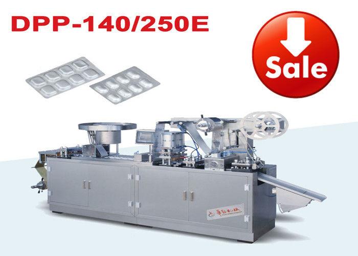 Generic Medicine Pharmaceutical Blister Packaging Machines fully Automatic supplier