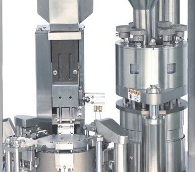 Speedy Mini Auto Pharmaceutical Capsule Filling Machine(NJP-200C) For Powder supplier
