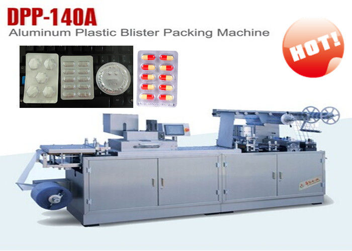 MINI Medicine Blister Pack Sealing Machine for PVC Blister Package supplier