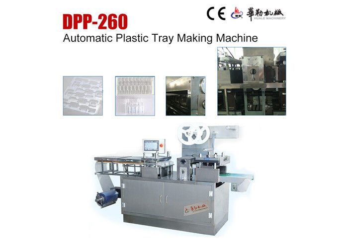 Automatic Ampoule Plastic Tray Making Machine / Forming Machine Ce Certificate supplier