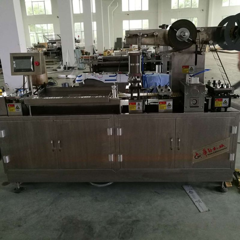 Convenient Operated Manual Blister Packing Machine For Medical Devices CE Approved