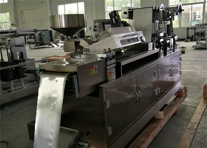 Small Multi-functional Blister Packing Machine DPP-140E Alu Alu Blister Packing Machine supplier