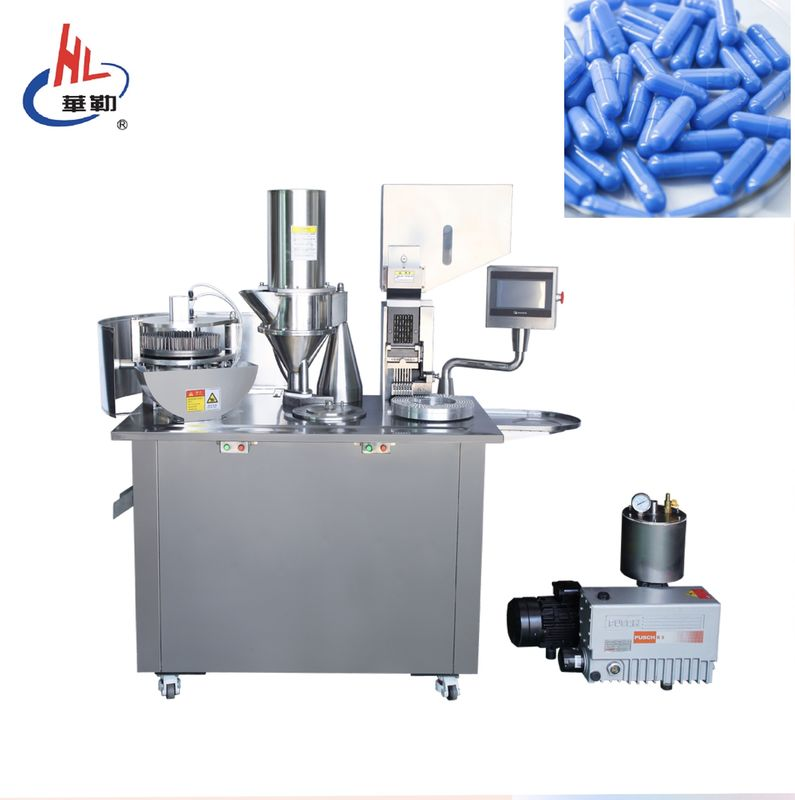 Cheap Semi-Auto Capsule Powder Filling Machine Capsule Filler Powder Filling Machine