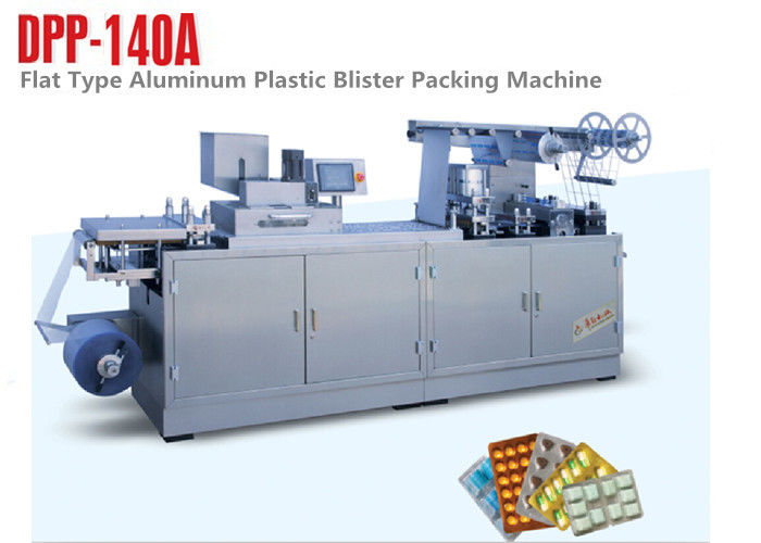 PVC Blister Forming Machine , Blister Packaging Equipment With PLC Control supplier