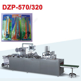 China PLC Control Automatic Blister Packing Machine For Daily Necessities distributor