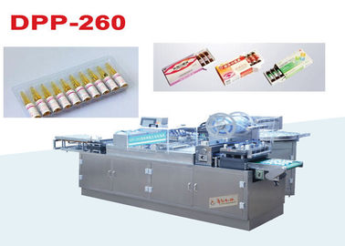 China Pharmaceutical Packing Euipment Automatic Blister Packing Machine for vial and ampoul distributor