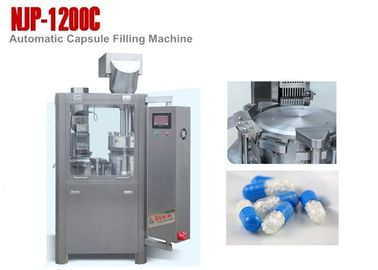 China SS304 High Speed Automatic Capsule Filling Machine for Output 72000 Capsules Per Hour distributor