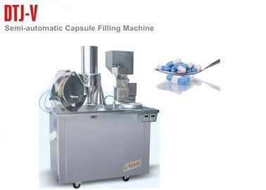 China Mutifunctional Filling Equipment Capsule Filling Machine For granul pellet  powder distributor