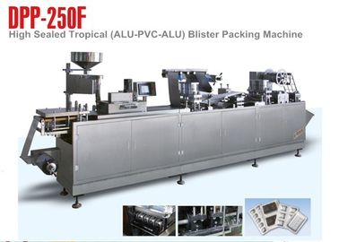 China PVC AL or AL AL or AL PVC AL Tropical Blister Packing Machine DPP-250F distributor