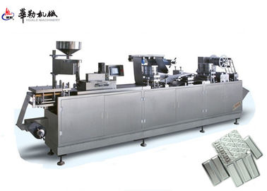 China Aluminum PVC Tablet Tropical Blister Packing Machine for Candy / Chocolate distributor