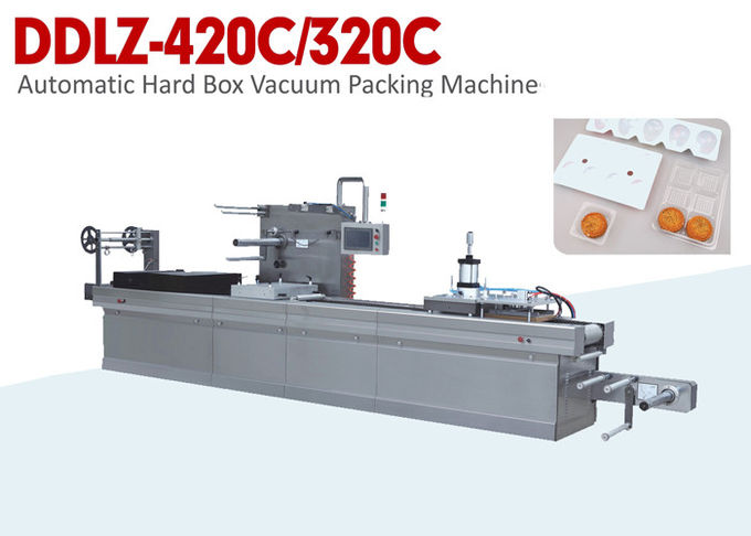 High Precision Vacuum Food Packaging Machine with Panasonic Servo Motor