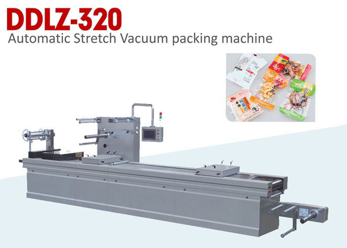 Custom Industrial Vacuum Pack Food Machine With German Vacuum Pump