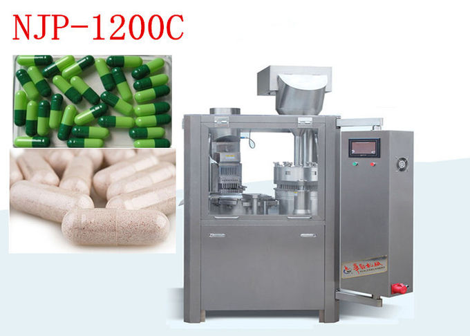 Powder and Pellet Gelatin Capsule Filling Machine Pharmaceutical Filling Equipment 0