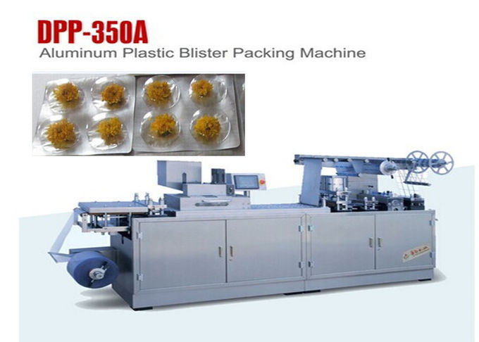 Chrysanthemum Bubble Food Packaging Machine Blister Packaging Machinery