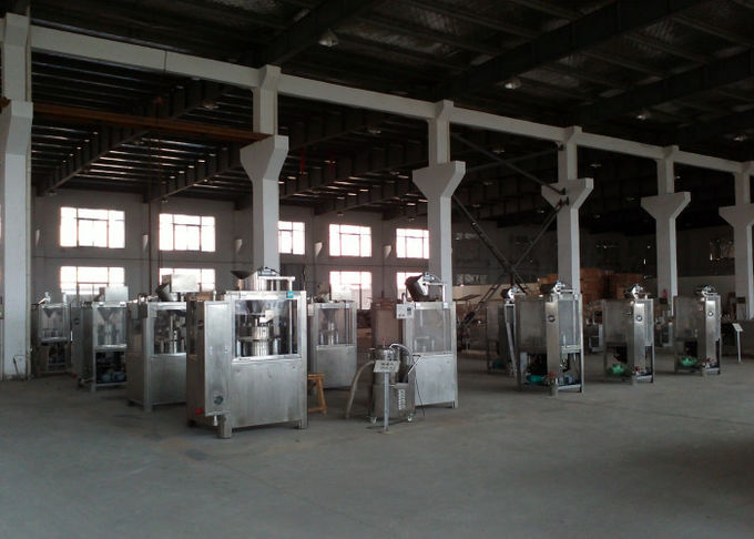Pharmaceutical Large Filling Equipment Fully Automatic Capsule Filling Machine
