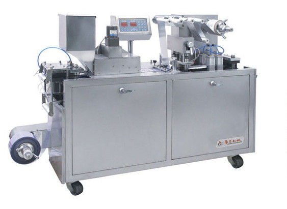 PC Controlled Mini Pharmaceutical Blister Packaging Machinery DPP-88H 220V 50Hz 4.5Kw 0